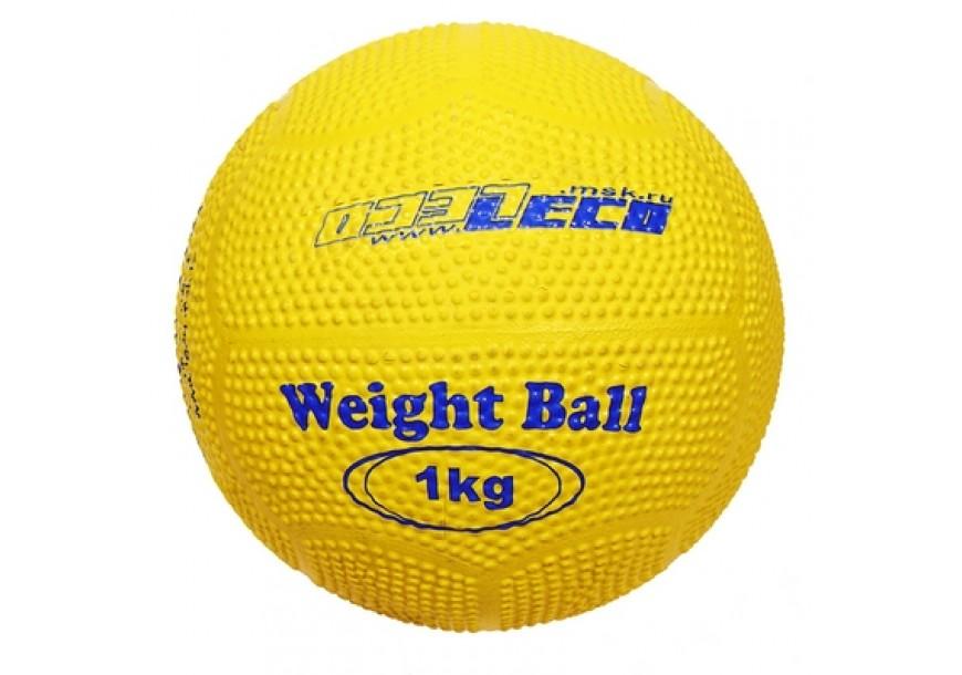 Вейтбольные мячи в резиновой оболочке