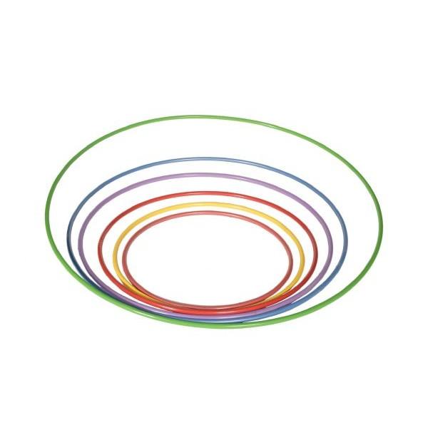 Обруч гимнастический 1000 мм (пластик). ЮП1011