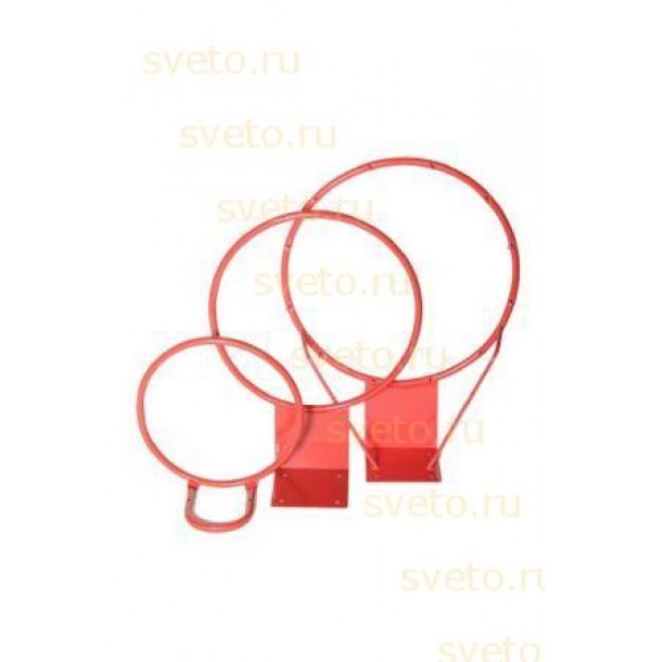 Кольцо баскетбольное метал №3. 508