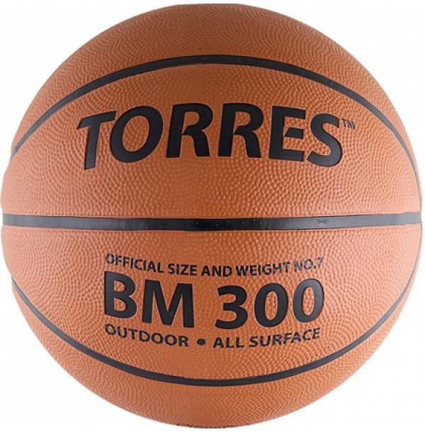 Мяч баскетбольный №3. B00013