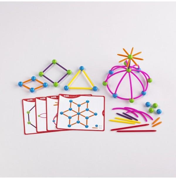 Конструктор геометрический 3D. 21372C