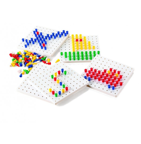 Мозаика Peg Board. 39470