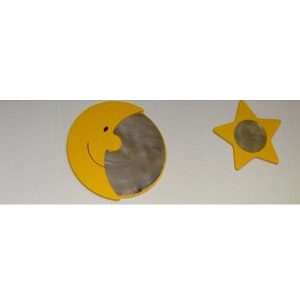 """Звезда для декоративно-развивающей панели """"Дерево"""".  RP005"""