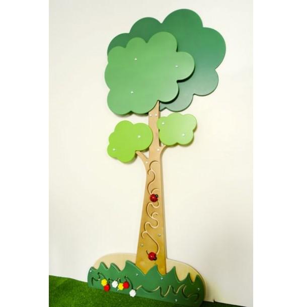 """Декоративно-развивающая панель """"Дерево"""". RP001"""
