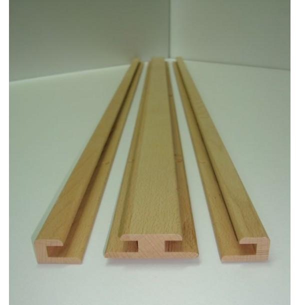 Набор настенных креплений для тактильных панелей. RT033
