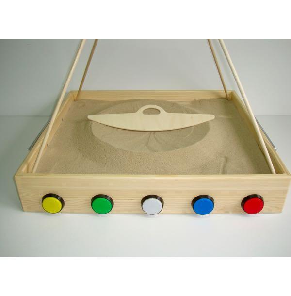 Разравниватель песка для маятника. RR051