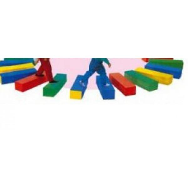 Детский игровой набор «Бревна». Т50