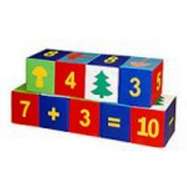 Детский игровой набор «Учимся считать». Т34