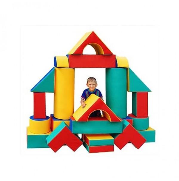 Детский игровой конструктор «Трансформер» (52 единицы). Т87