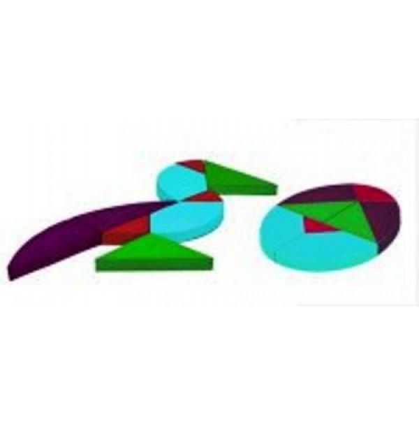 Дидактическая мозаика «Додошка». Т44