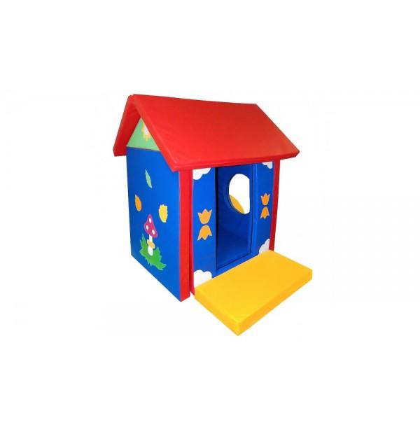 Детский игровой дом-трансформер. Т7