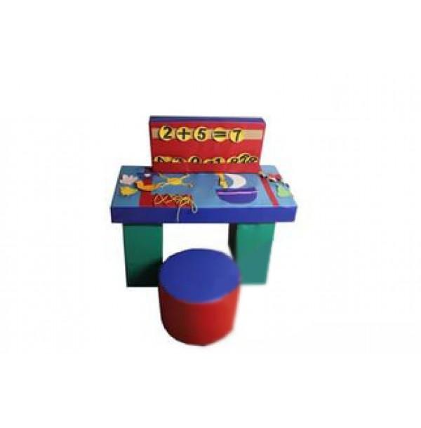 Детский дидактический столик. Т64