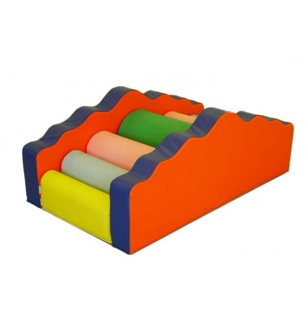 Детский игровой набор «Лесенка-трансформер». Т27