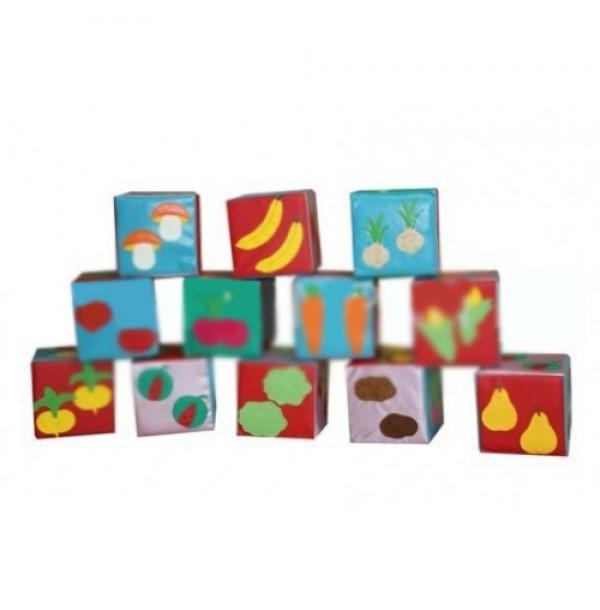 Детский игровой набор «Фрукты-овощи». Т56