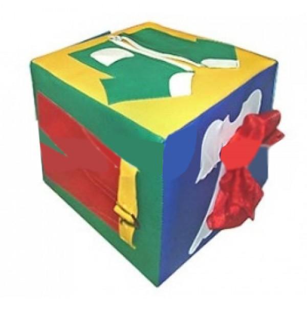 Детский игровой набор «Одень кубик». Т69