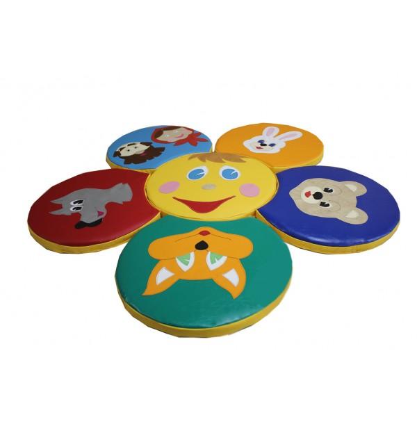 Детский игровой набор «Колобок». Т59