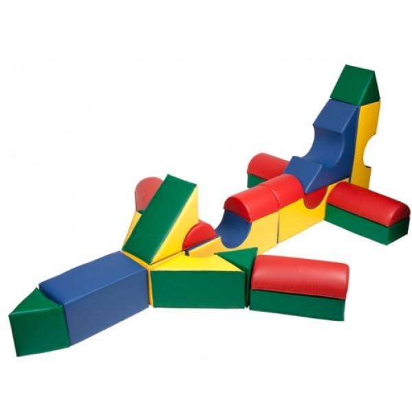 Детский игровой самолет. Т16