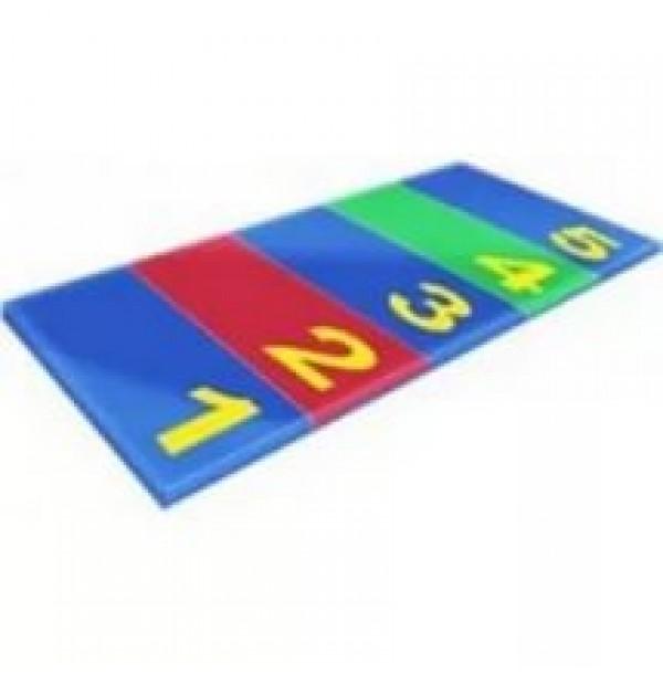 Детский игровой мат «Кузнечик». Т77