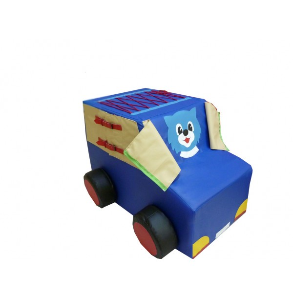 Детская дидактическая машинка. Т66