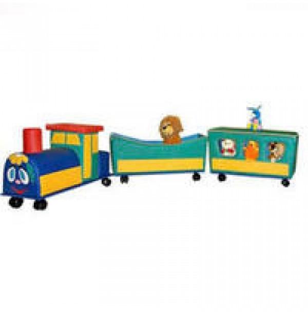Детский игровой поезд. Тдип