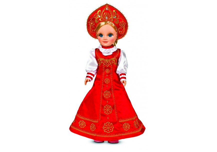 Этническая кукла