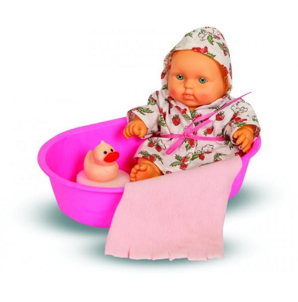 Набор Карапуз Весна в ванночке девочка В1614
