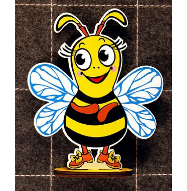 "Персонаж ""Пчелка Жужа"" (малый размер). ПМ-014"