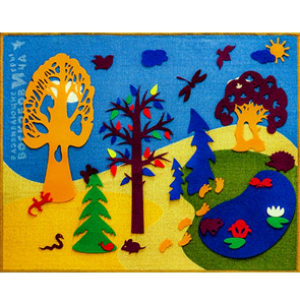 """Развивающая среда """"Фиолетовый лес"""" малый. ТЕХ-002"""