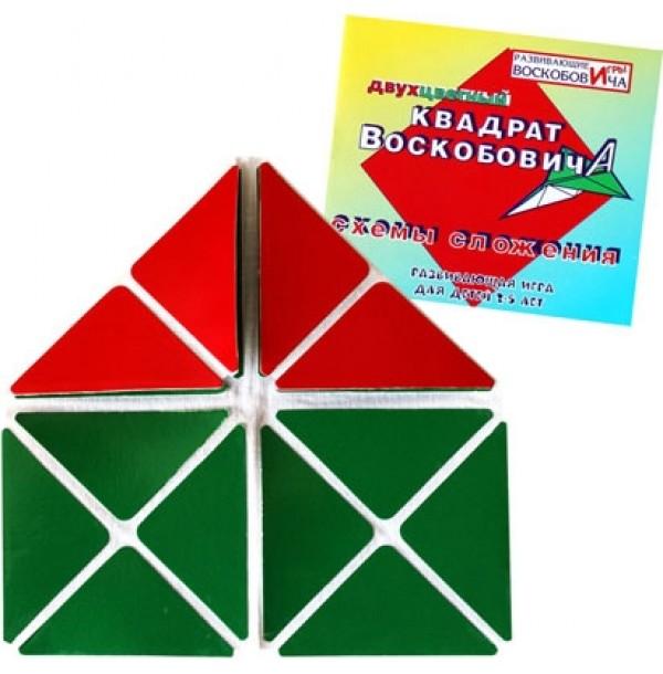 Квадрат Воскобовича (двухцветный). ИКВ-002