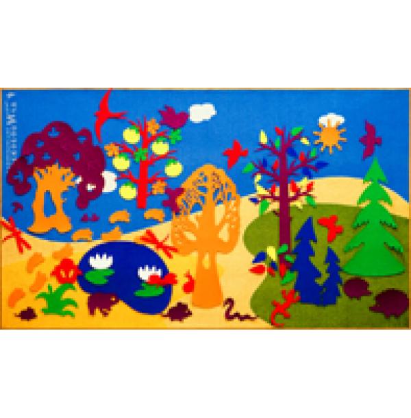 """Развивающая среда """"Фиолетовый лес"""". ТЕХ-001"""
