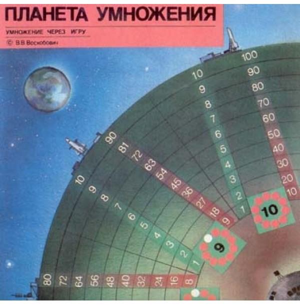 Планета умножения. МАТ-010