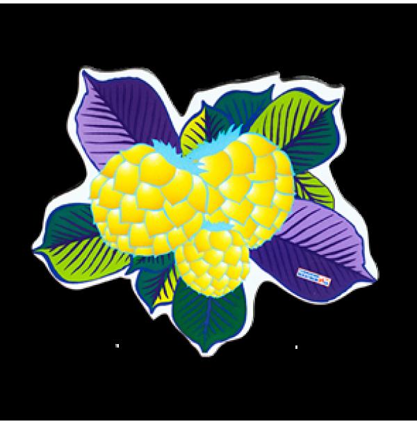 """Сказочный предмет """"Золотой плод"""" (средний размер). ПС-019"""