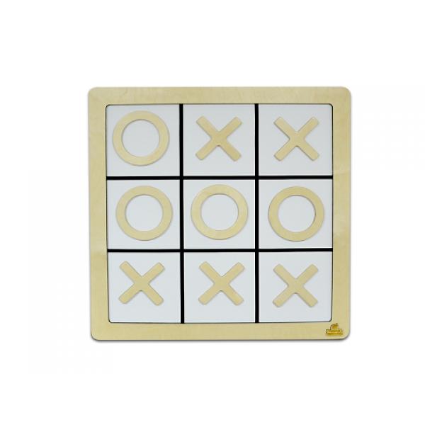 Настенная игра «Магнитные крестики-нолики». НИ-04