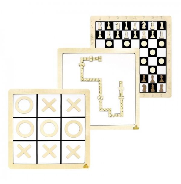 Набор настенных игр «Логика». НИЛ-001