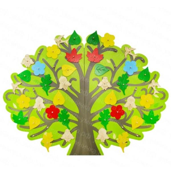 Дидактическое дерево «Круглый год». ДПК-100